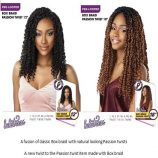 SB BOX BRAID PASSION TWIST 18″ (LULUTRESS)(LOOP) T1B/30