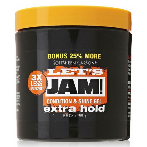 Let's Jam Condition & Shine Gel Extra Hold Gel