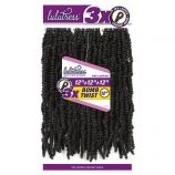 LULUTRESS LOOPED 3X BOMB TWIST 12″ 4