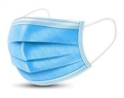 5-Pk Disposable Surgical Mask