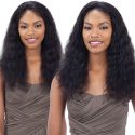 W/L NUDE FRESH W&W LACE LOOSE DEEP NATURAL