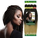 URBAN BEAUTY QUEEN B BRAID 3+1 VALUE PACK 4X MULTI 50″