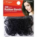 RUBBER BAND 300  BLACK