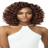 OUTRE X-PRESSION CURLETTE 4X CROCHET BRAID-LOOSE SPIRAL RODSET 8″ COLOR# 950